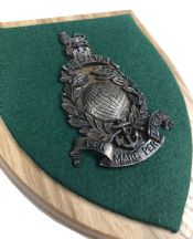 Royal Marines -  Wall Plaque